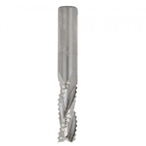 Trend Solid tungsten spiral three flute upcut 20 mm diameter