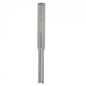 Trend Solid tungsten straight router two flute 3mm diameter