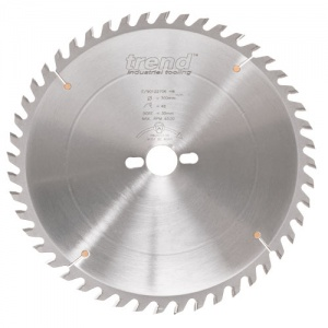 Trend MW-Trim and Crosscut sawblade 450X30X66T