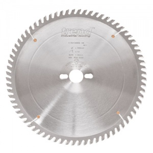 Trend DMAX DS -Trim and Size sawblade 300X30X3.2X72T