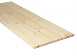 Solid Pine Furniture Board 18mm