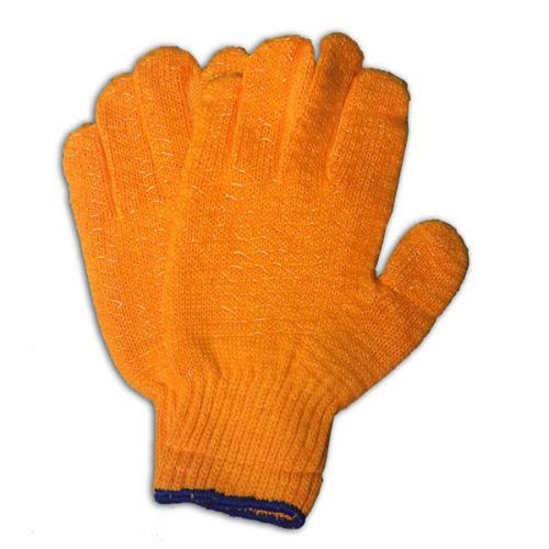 Click Criss Cross Gloves Orange Atlantic Timber