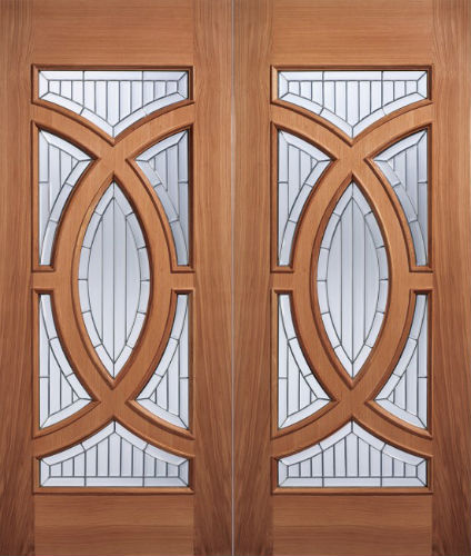 External Hardwood Majestic Door & External Hardwood Majestic Door - Atlantic Timber