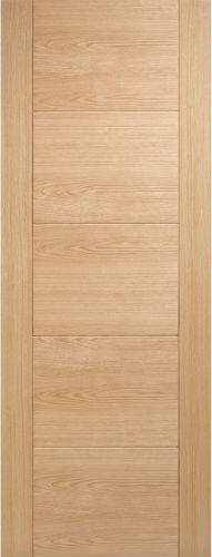 Internal Pre-Finished Oak Vancouver Door  sc 1 st  Atlantic Timber & Internal Pre-Finished Oak Vancouver Door - Atlantic Timber