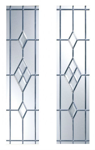 Abe Lead Glass Pack For Malton Door Atlantic Timber