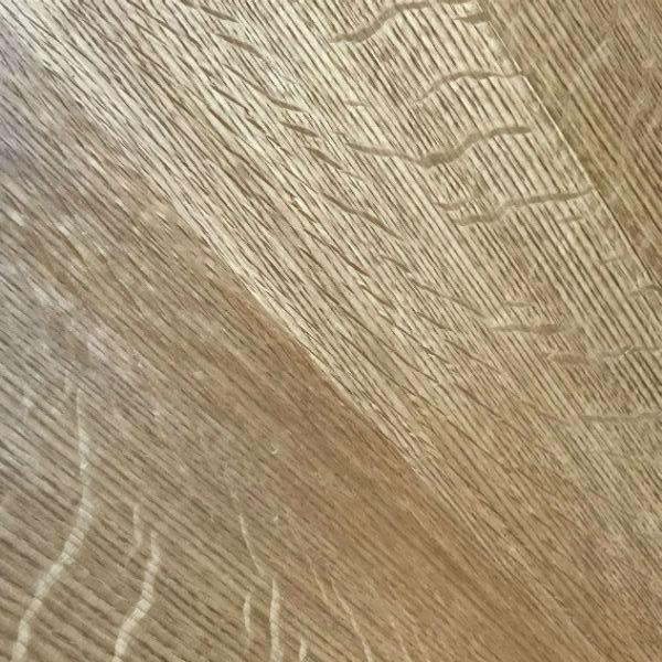 Crown Cut Oak Veneered Mdf 2440mm X 1220mm Atlantic Timber