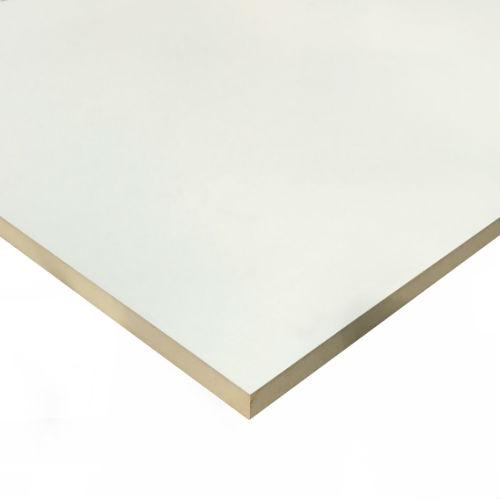 White Melamine Mdf 19mm Atlantic Timber