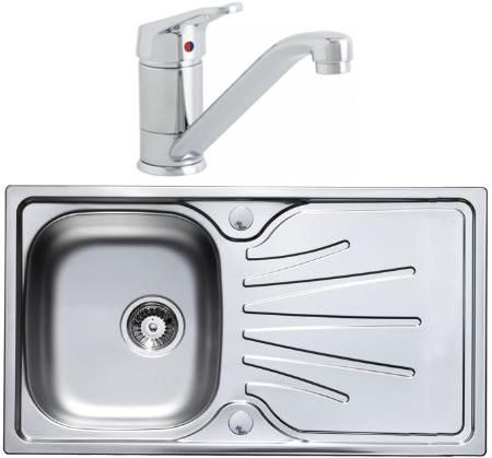 taps for kitchen sinks uk humber single bowl stainless steel sink with finesse tap 8437