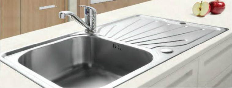 Kitchen Sinks and Taps - Atlantic Timber
