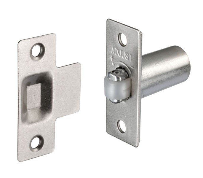 Adjustable Roller Catch Nickel Plated Atlantic Timber