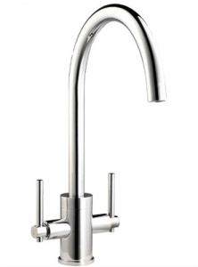 Maronne Twin Lever Mixer Tap