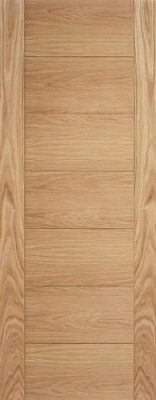 Internal Pre-Finished Oak Carini Door