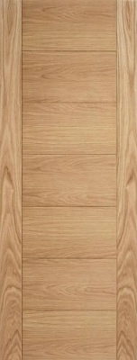 Internal Oak Carini Door