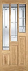 External Oak Coventry Elegant Door