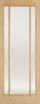Internal Oak Lincoln Glazed Door