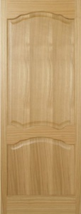 Internal Pre-Finished Louis Oak Door