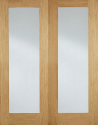 Internal Oak Pattern 20 Door Pairs