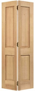 Internal Oak Regency Bi-Fold Door
