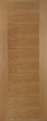 Internal Pre-finished Oak Iseo Door