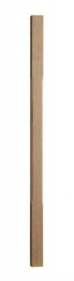 Oak Stop Chamfered Spindle 41mm x 41mm x 895mm