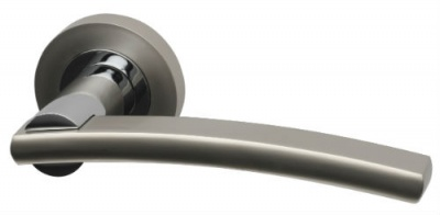 Opal Handles Polished Chrome/Matt Nickel