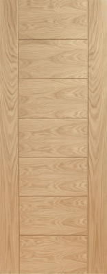 Internal Oak Palermo Door Fire Door