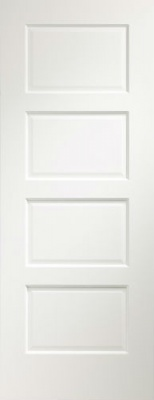 Internal Pre-finished White Severo Door