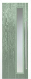 External Composite Shardlow Green Door Set