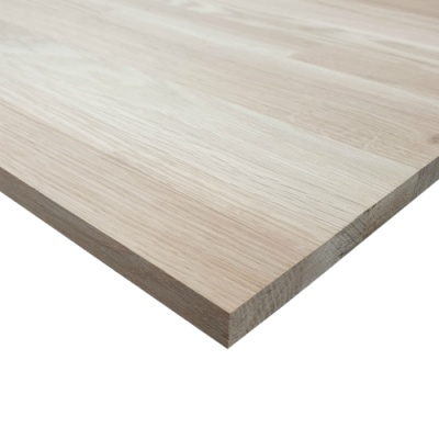 European Solid Oak Finger Jointed Board 2.4m x 600mm x 18mm A/B Grade