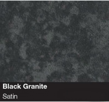 Spectra Square Edge Worktop - Black Granite