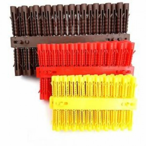 Plasplugs Multipack Super Grips Wall Fixings (150)