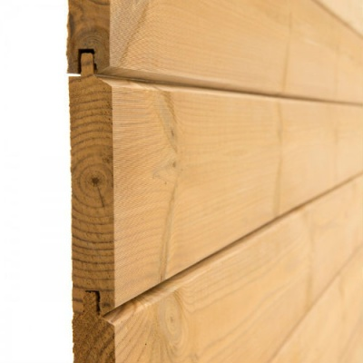 Thermowood - Tongue and Groved - V joint 4.5 metre length