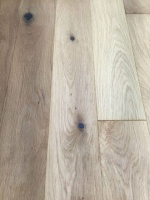 125mm x 14mm Engineered Oak Flooring -Brushed & Oiled