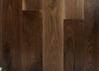 180mm x 14mm Engineered Walnut Flooring - Lacquered Finish