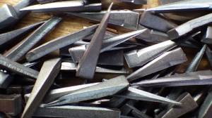 15mm Steel Glazing Brad (50g pack)