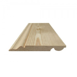 Ogee/Torus Reversible Pine Skirting 175mm x 25mm (nominal)