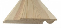Sanitary/Torus Reversible Pine Skirting 175mm x 25mm (Nominal)