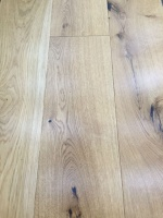 180mm x 14mm Engineered Oak Flooring Lacquered Finish