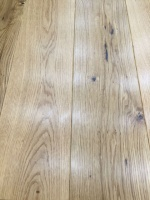 190mm x 20mm Engineered Oak Flooring Lacquered Finish