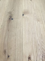 180mm x 14mm Engineered Oak Flooring Brushed & Oiled
