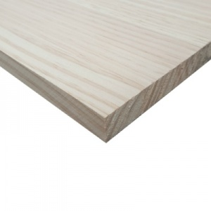 European Oak Laminated Board A/B 2.4m x 300mm x 19mm