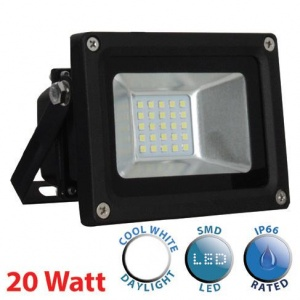 MiniSun 20w Pro2 SMD LED Floodlight 6000K