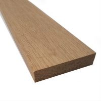 25mm x 100mm (4'' x 1'') Joinery Oak - Planed All Round