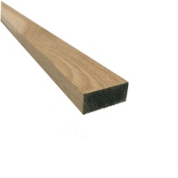 25mm x 50mm (2'' x 1'') x 3m Joinery Oak - Planed All Round
