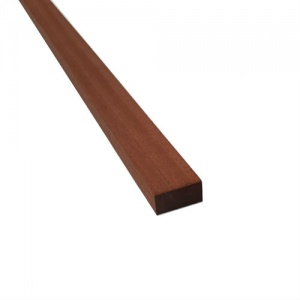 25mm x 50mm (2'' x 1'') x 3m Joinery Sapele - Planed All Round