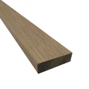 25mm x 75mm (3'' x 1'') x 3m Joinery Oak - Planed All Round