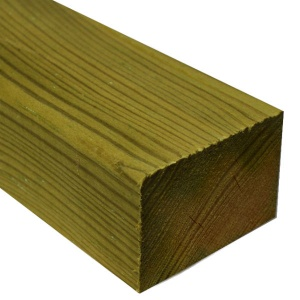75mm x 47mm (3'' x 2'') Treated Softwood Timber - 2.4m & 3.0m