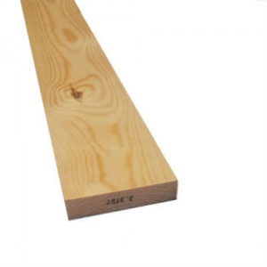 Pine Planed All Round 100mm x 25mm (4'' x 1'')
