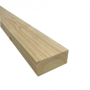 Pine Planed All Round 100mm x 50mm (4'' x 2'')