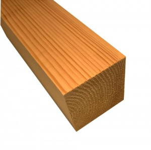 Pine Planed All Round 100mm x 100mm (4'' x 4'')